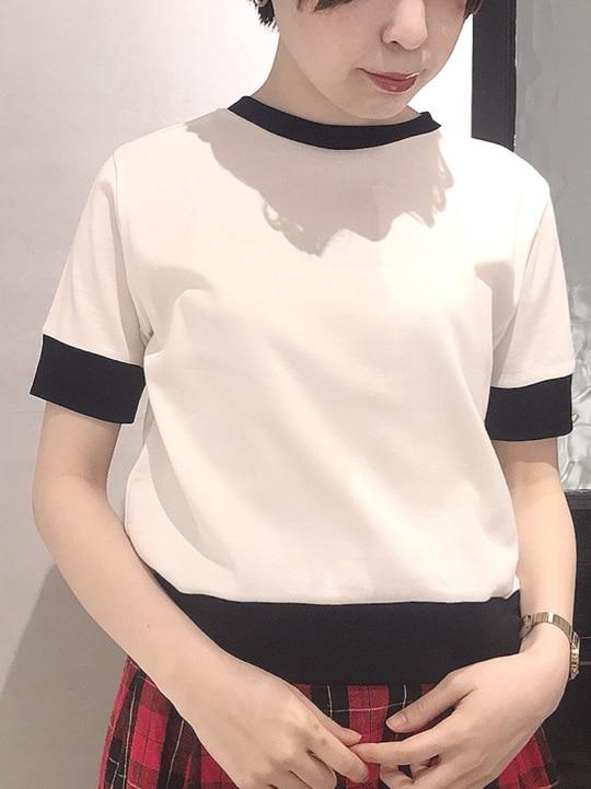 Dot and Stripes CHILD WOMAN 名古屋栄路面 身長:160cm 2020.05.07
