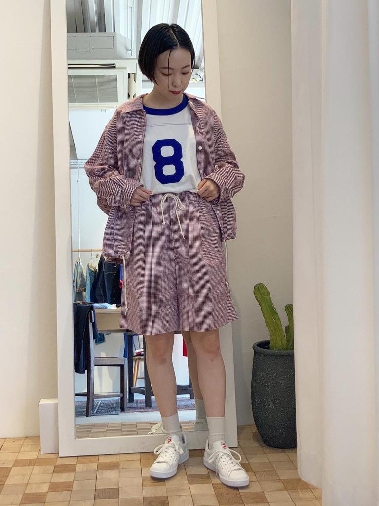 Dot and Stripes CHILD WOMAN 名古屋栄路面 身長:161cm 2021.05.25