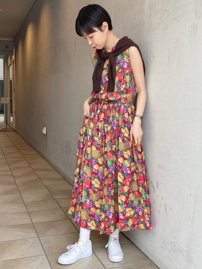 Dot and Stripes CHILD WOMAN 名古屋栄路面 身長:161cm 2021.06.02
