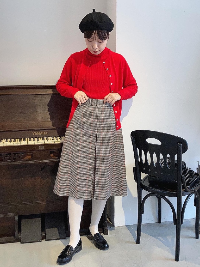 Dot and Stripes CHILD WOMAN 名古屋栄路面 身長:160cm 2020.10.01
