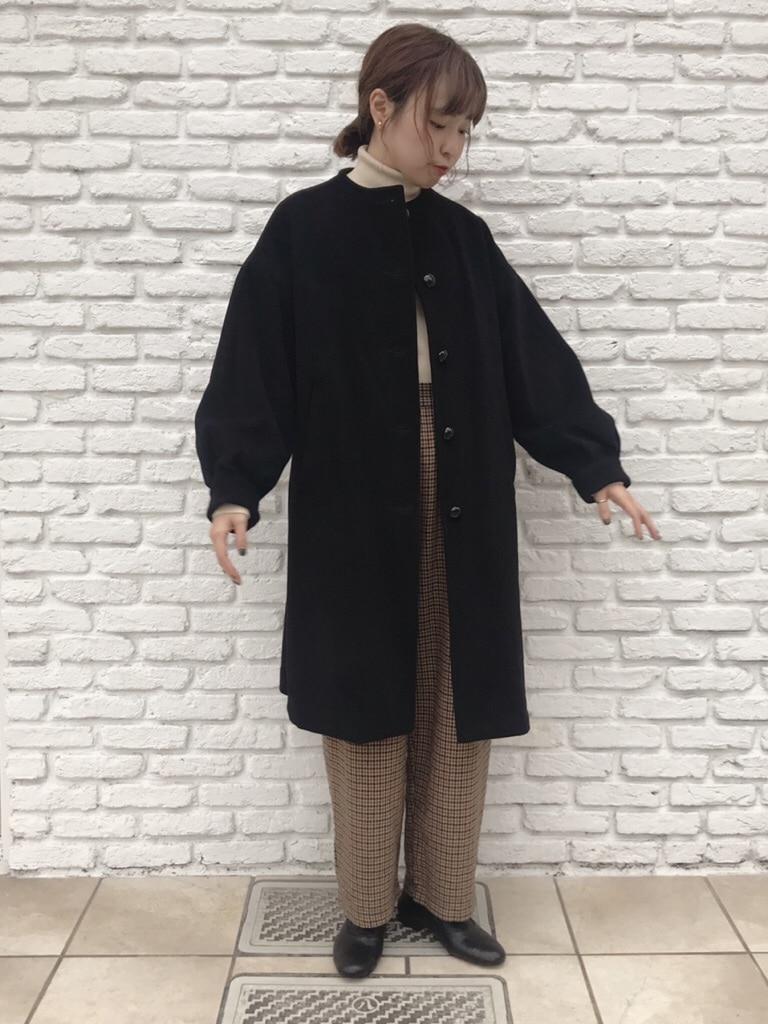 Dot and Stripes CHILD WOMAN 名古屋栄路面 身長:160cm 2019.10.30