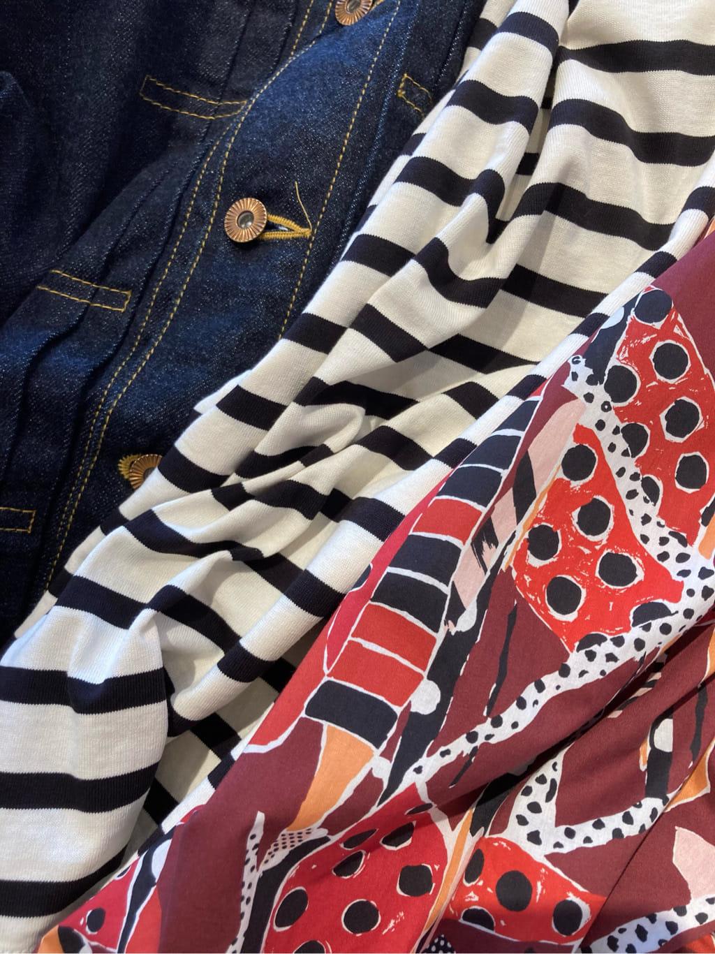 Dot and Stripes CHILD WOMAN 名古屋栄路面 身長:161cm 2021.08.07