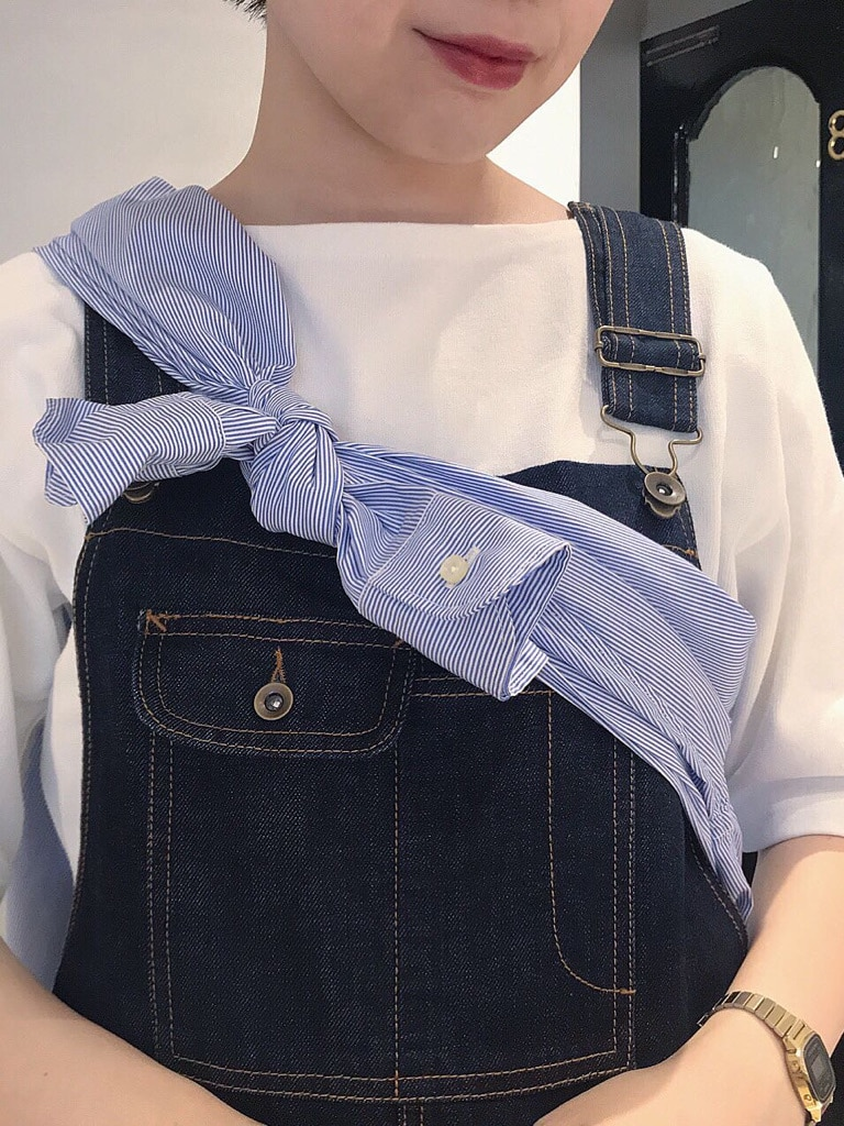 Dot and Stripes CHILD WOMAN 名古屋栄路面 身長:160cm 2020.08.19