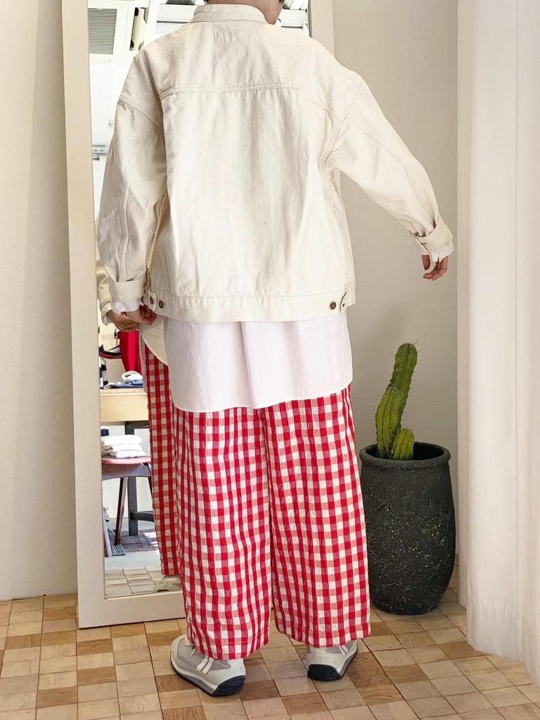 Dot and Stripes CHILD WOMAN 名古屋栄路面 身長:160cm 2021.03.10