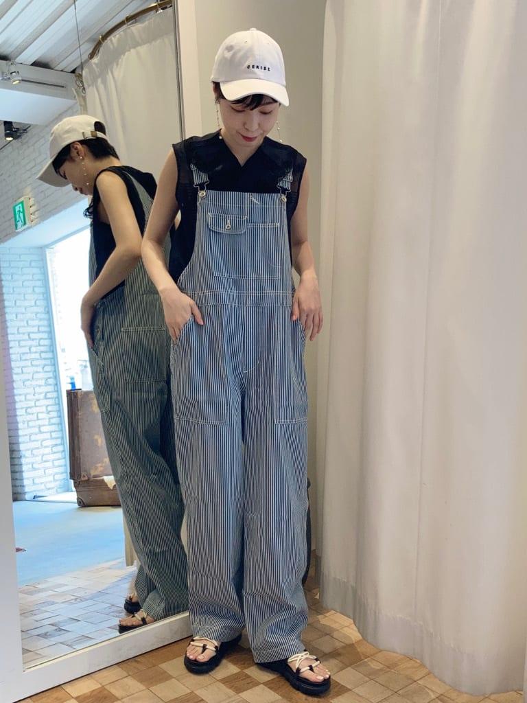 Dot and Stripes CHILD WOMAN 名古屋栄路面 身長:161cm 2021.06.21