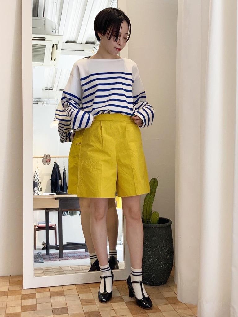 Dot and Stripes CHILD WOMAN 名古屋栄路面 身長:160cm 2021.04.01