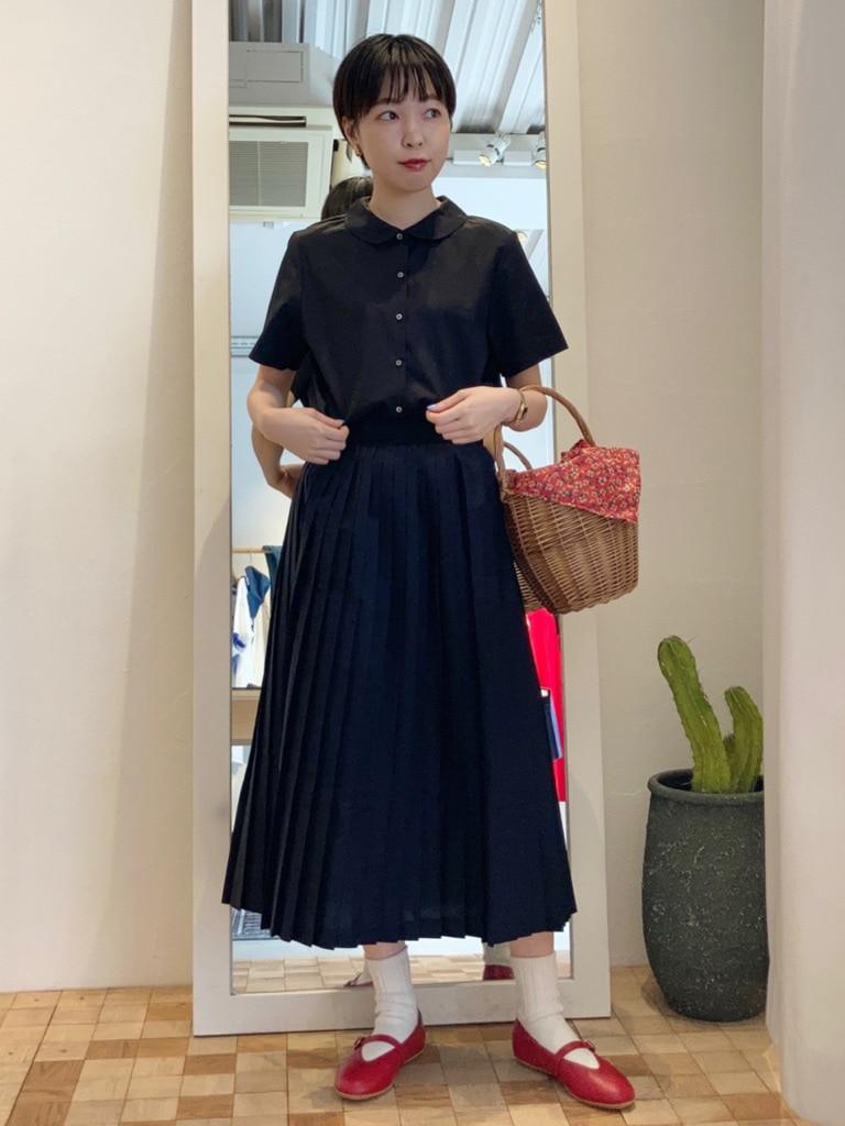 Dot and Stripes CHILD WOMAN 名古屋栄路面 身長:161cm 2021.06.06
