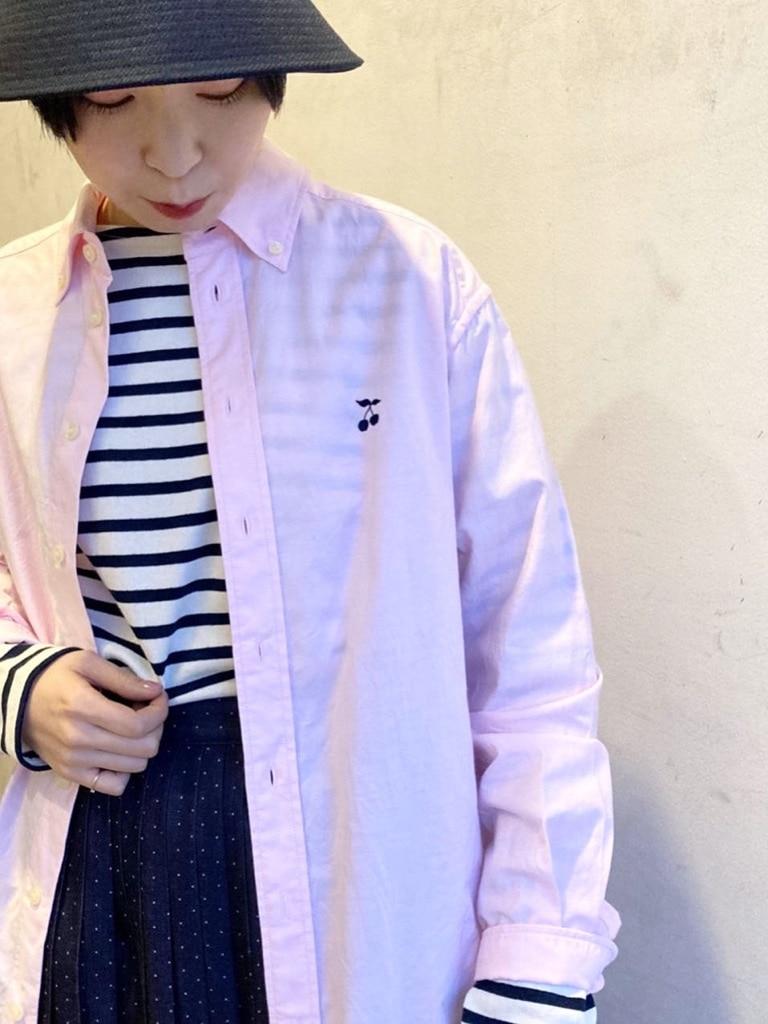 Dot and Stripes CHILD WOMAN 名古屋栄路面 身長:160cm 2021.01.22