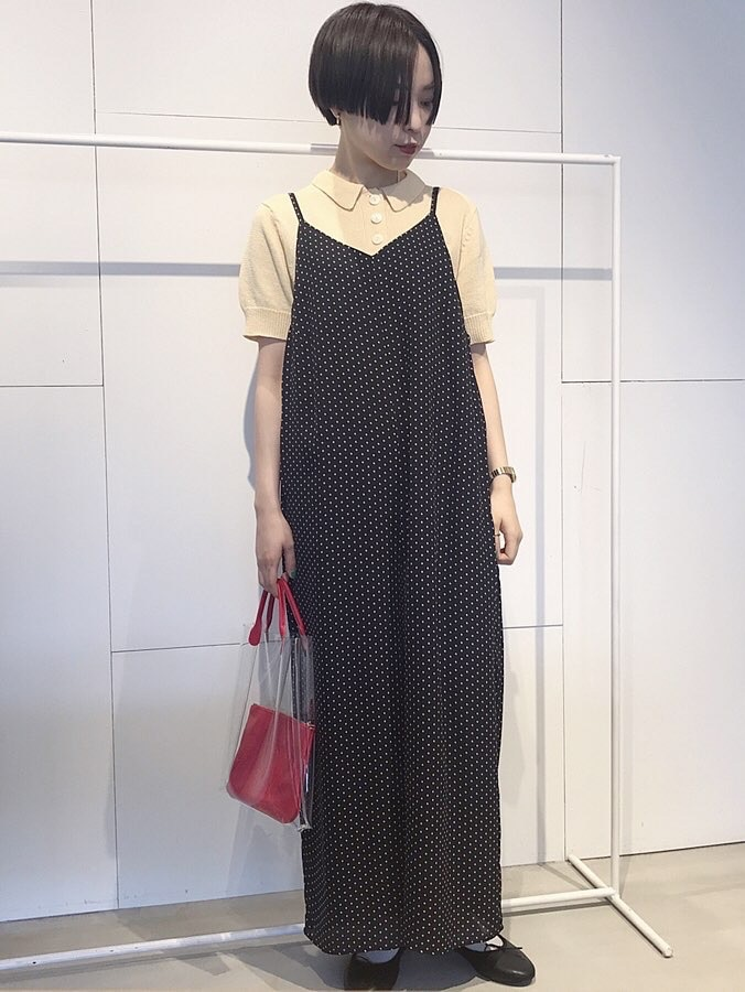 Dot and Stripes CHILD WOMAN 名古屋栄路面 身長:160cm 2020.06.07