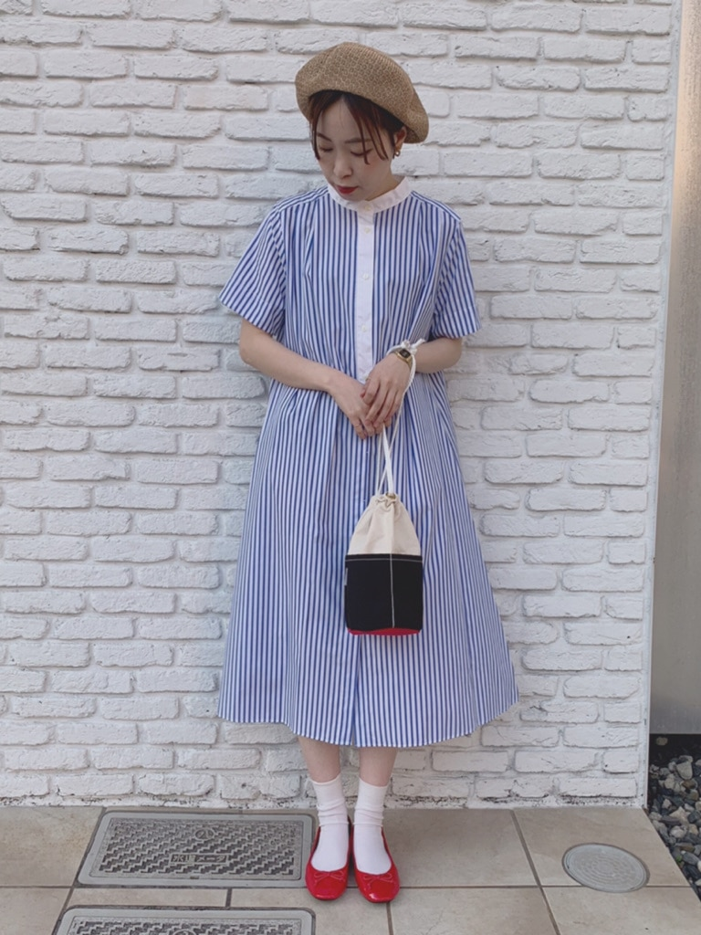 Dot and Stripes CHILD WOMAN 名古屋栄路面 身長:160cm 2020.05.24