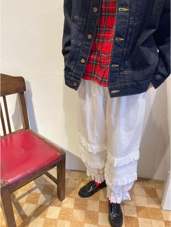 Dot and Stripes CHILD WOMAN 名古屋栄路面 身長:161cm 2021.09.27