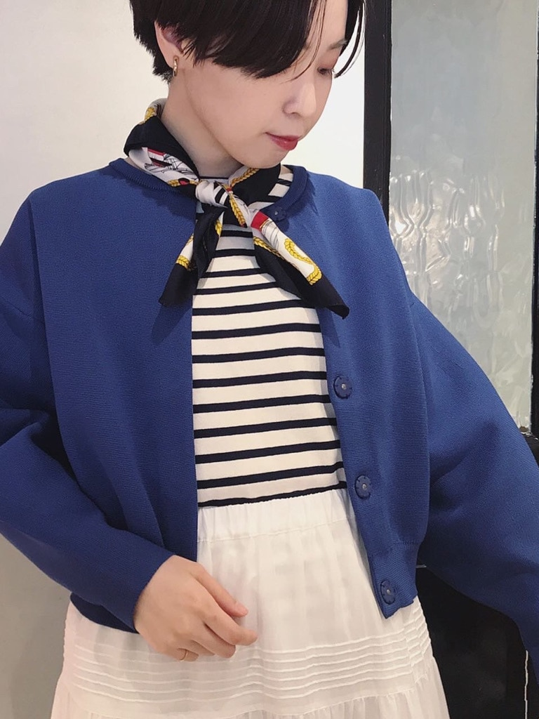 Dot and Stripes CHILD WOMAN 名古屋栄路面 身長:160cm 2020.08.02