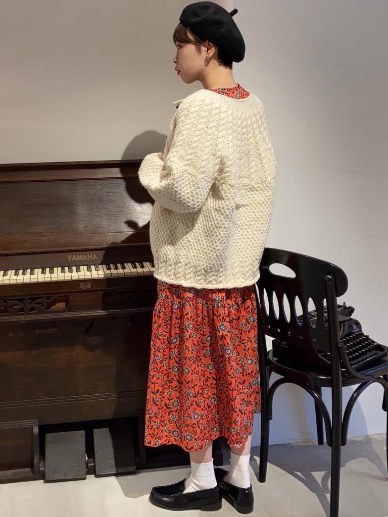 Dot and Stripes CHILD WOMAN 名古屋栄路面 身長:160cm 2020.10.16