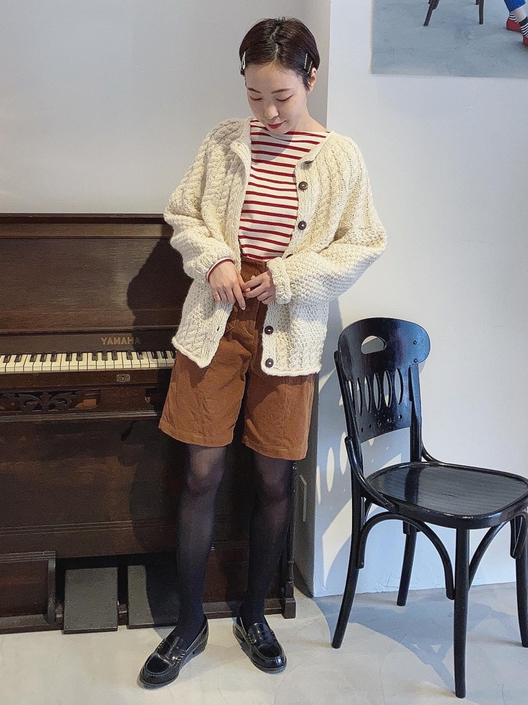 Dot and Stripes CHILD WOMAN 名古屋栄路面 身長:160cm 2020.10.23