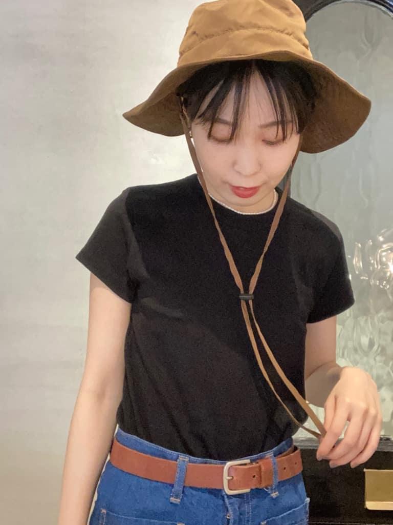 Dot and Stripes CHILD WOMAN 名古屋栄路面 身長:161cm 2021.07.26