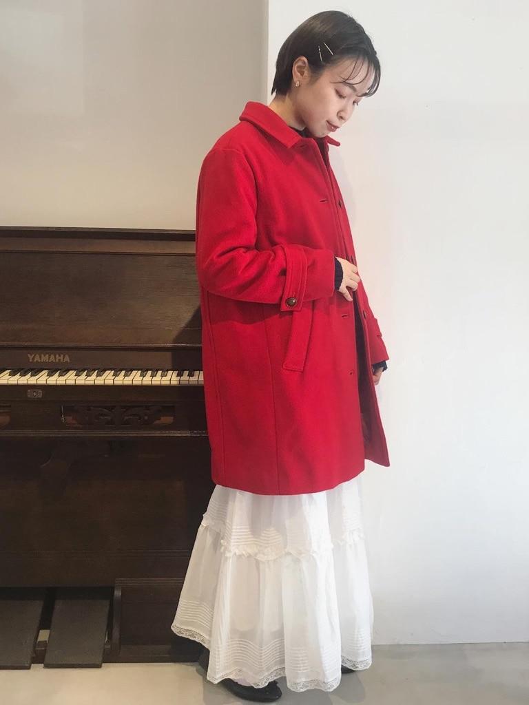 Dot and Stripes CHILD WOMAN 名古屋栄路面 身長:160cm 2020.12.09