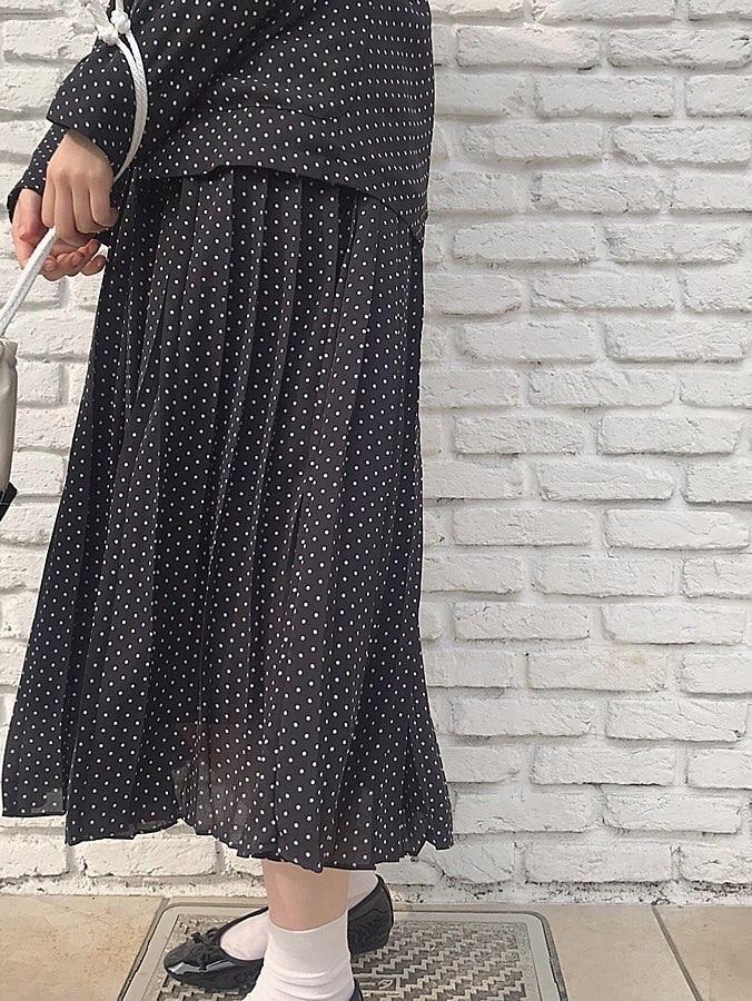 Dot and Stripes CHILD WOMAN 名古屋栄路面 身長:160cm 2020.04.09