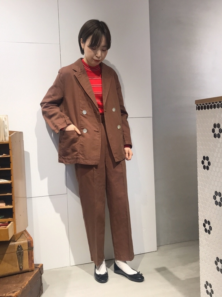 Dot and Stripes CHILD WOMAN 名古屋栄路面 身長:160cm 2020.03.03