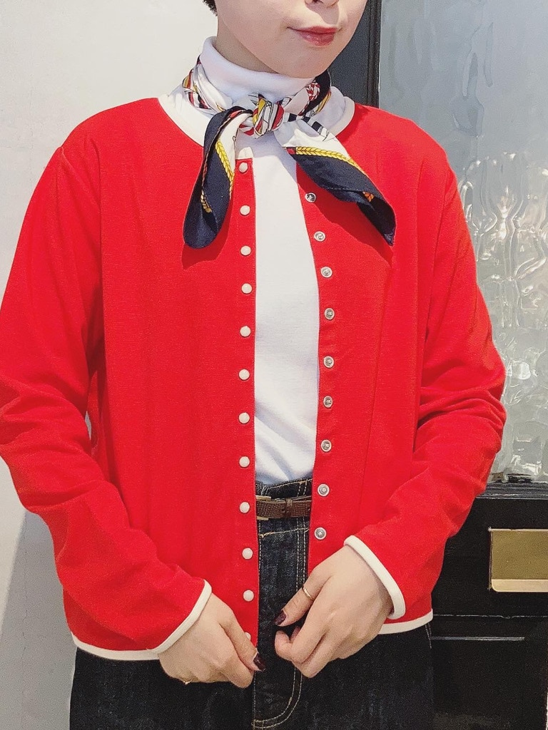 Dot and Stripes CHILD WOMAN 名古屋栄路面 身長:160cm 2020.09.28