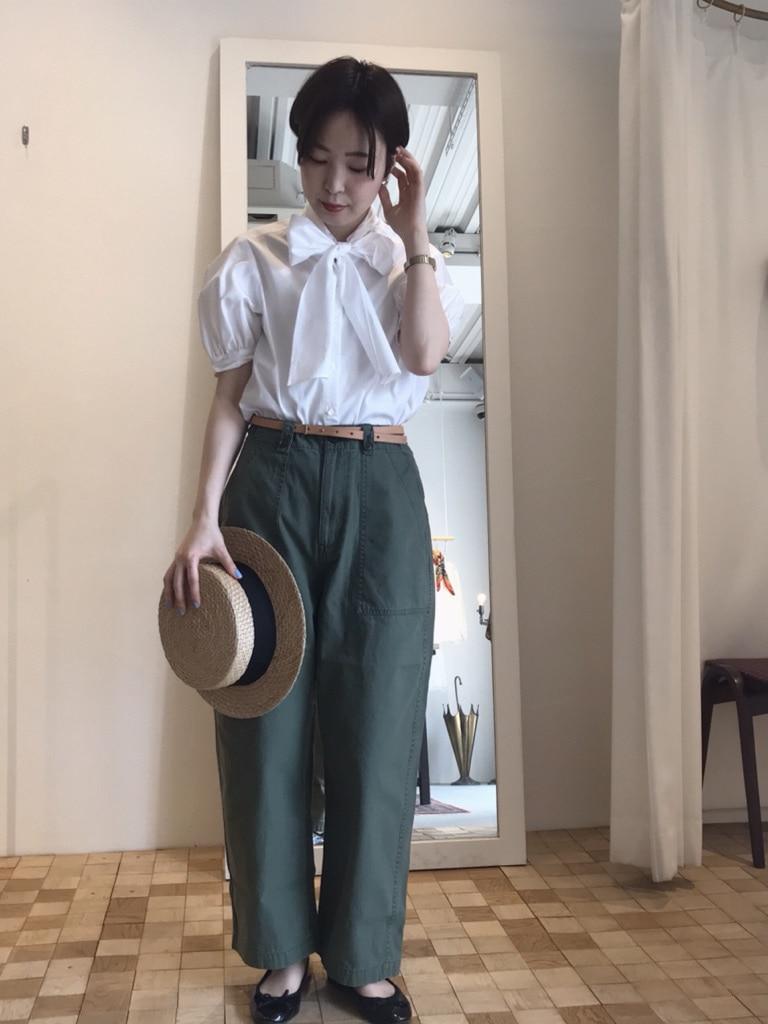 Dot and Stripes CHILD WOMAN 名古屋栄路面 身長:160cm 2020.04.01