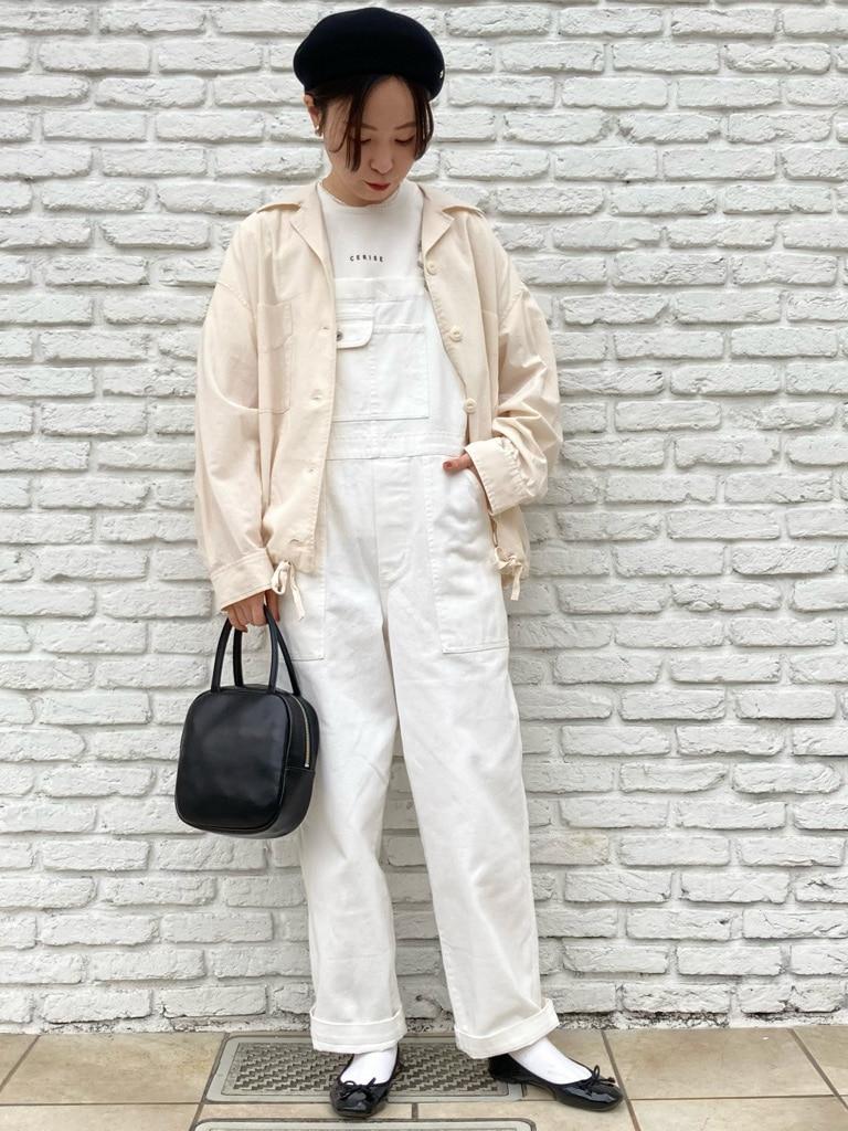 Dot and Stripes CHILD WOMAN 名古屋栄路面 身長:160cm 2021.04.28
