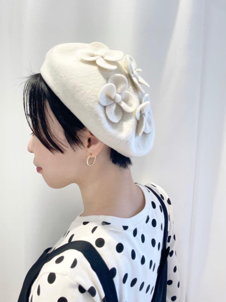 Dot and Stripes CHILD WOMAN 名古屋栄路面 身長:161cm 2021.09.19