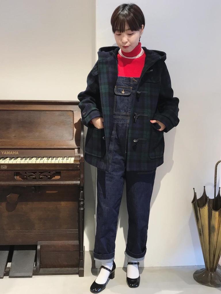 Dot and Stripes CHILD WOMAN 名古屋栄路面 身長:160cm 2020.12.04