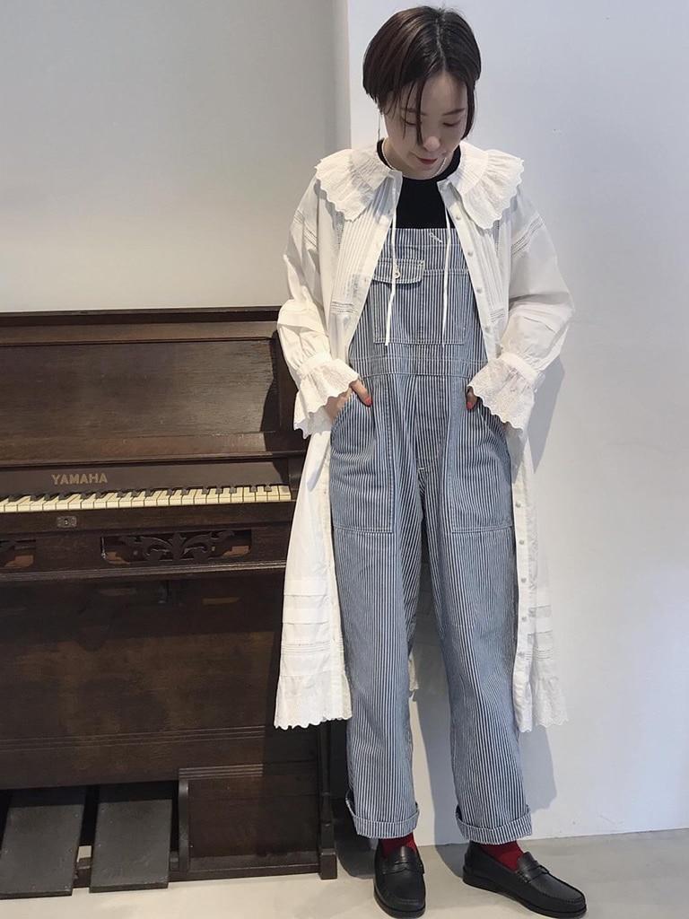 Dot and Stripes CHILD WOMAN 名古屋栄路面 身長:160cm 2020.09.03
