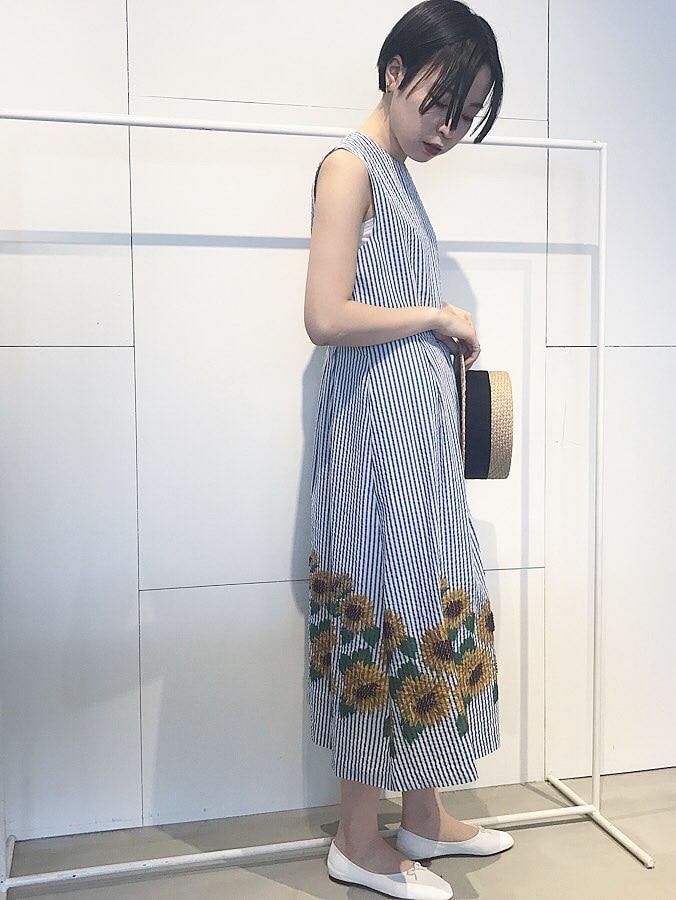 Dot and Stripes CHILD WOMAN 名古屋栄路面 身長:160cm 2020.06.09