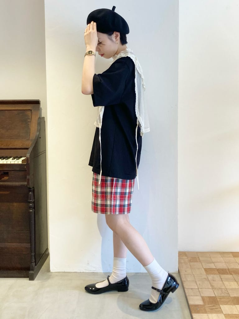Dot and Stripes CHILD WOMAN 名古屋栄路面 身長:161cm 2021.08.26