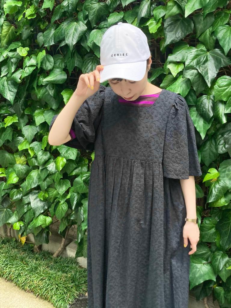 Dot and Stripes CHILD WOMAN 名古屋栄路面 身長:161cm 2021.06.16