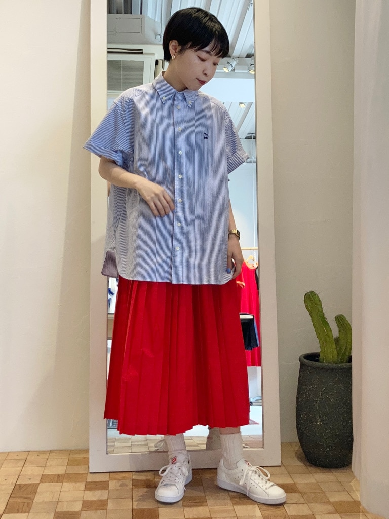 Dot and Stripes CHILD WOMAN 名古屋栄路面 身長:161cm 2021.06.05