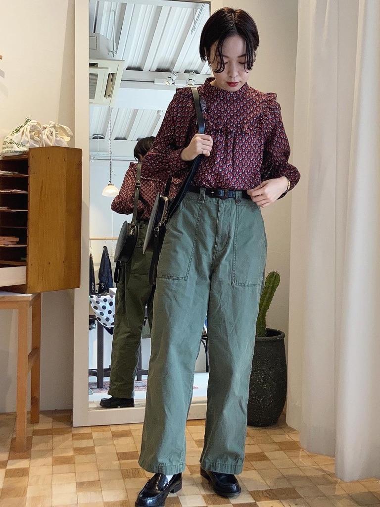 Dot and Stripes CHILD WOMAN 名古屋栄路面 身長:160cm 2020.09.25
