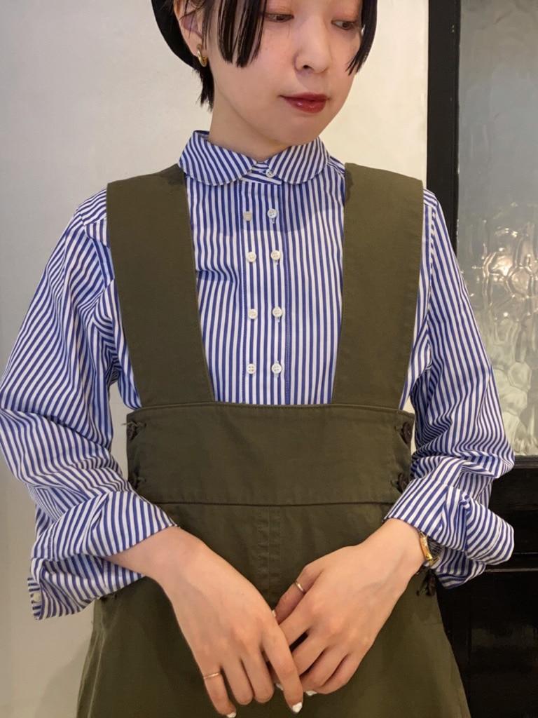 Dot and Stripes CHILD WOMAN 名古屋栄路面 身長:160cm 2020.09.11