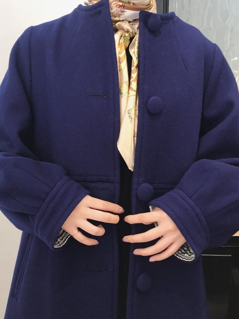 Dot and Stripes CHILD WOMAN 名古屋栄路面 身長:160cm 2020.12.01
