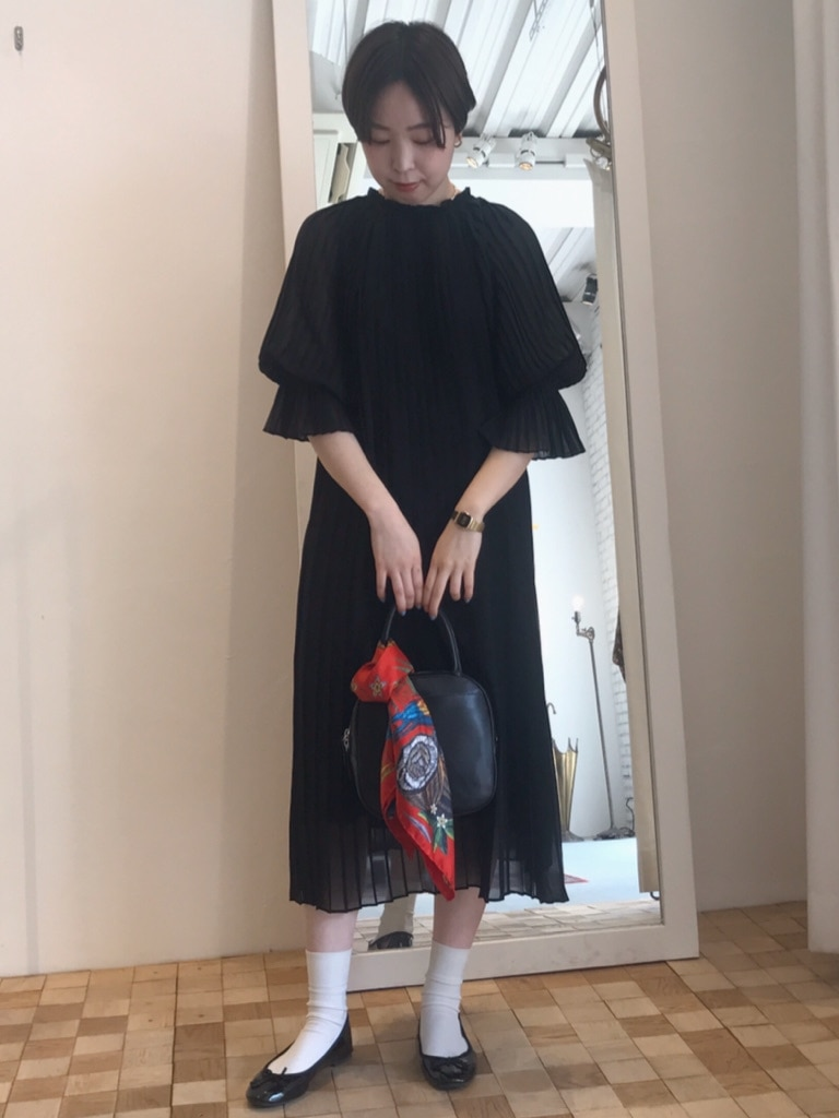 Dot and Stripes CHILD WOMAN 名古屋栄路面 身長:160cm 2020.04.30