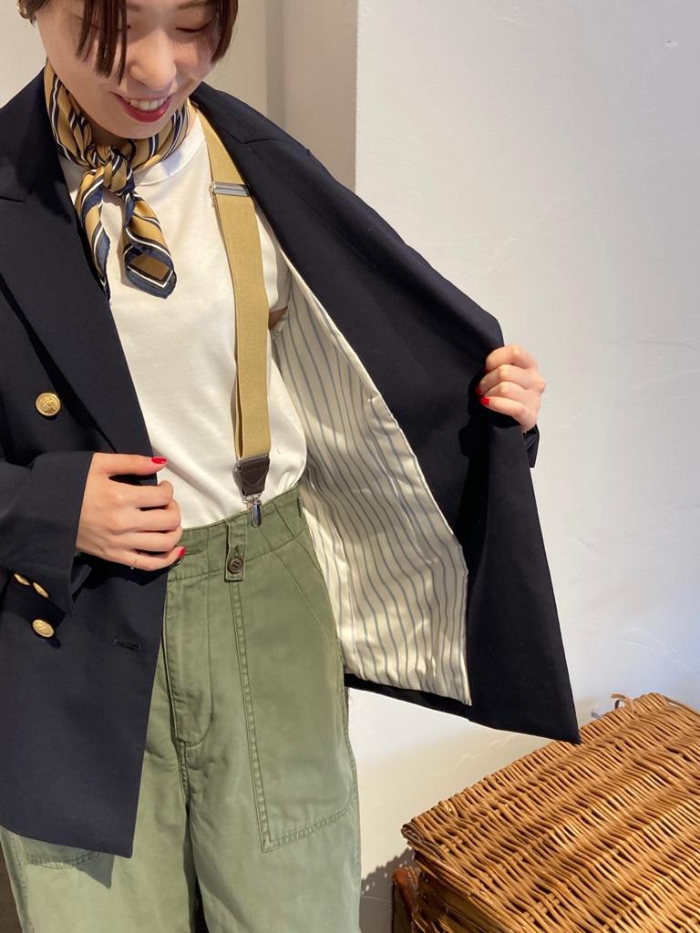 Dot and Stripes CHILD WOMAN 名古屋栄路面 身長:160cm 2020.08.27
