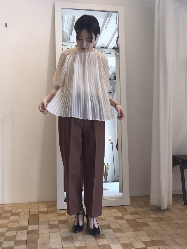 Dot and Stripes CHILD WOMAN 名古屋栄路面 身長:160cm 2020.05.01