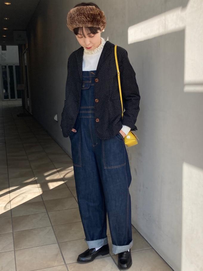 Dot and Stripes CHILD WOMAN 名古屋栄路面 身長:160cm 2020.10.13