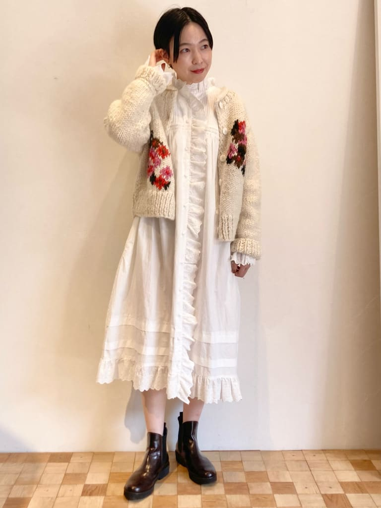 Dot and Stripes CHILD WOMAN 名古屋栄路面 身長:161cm 2021.09.30