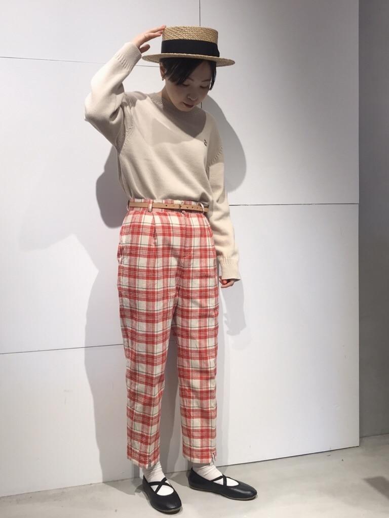 Dot and Stripes CHILD WOMAN 名古屋栄路面 身長:160cm 2020.03.25