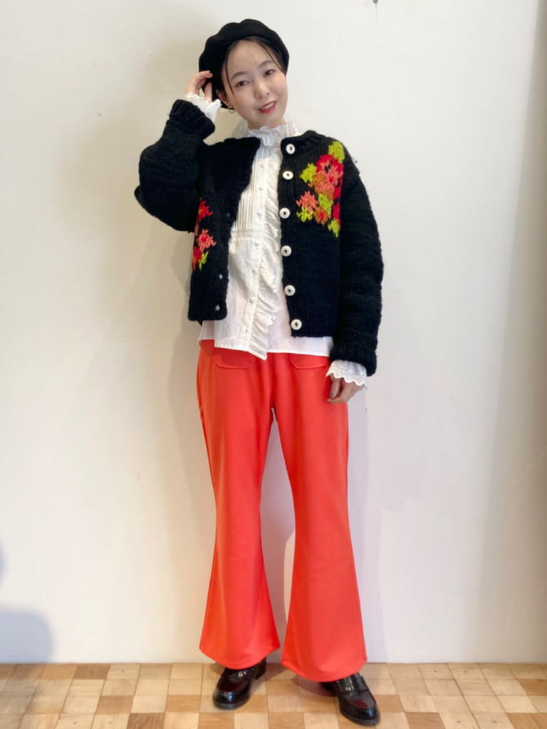 Dot and Stripes CHILD WOMAN 名古屋栄路面 身長:161cm 2021.09.24