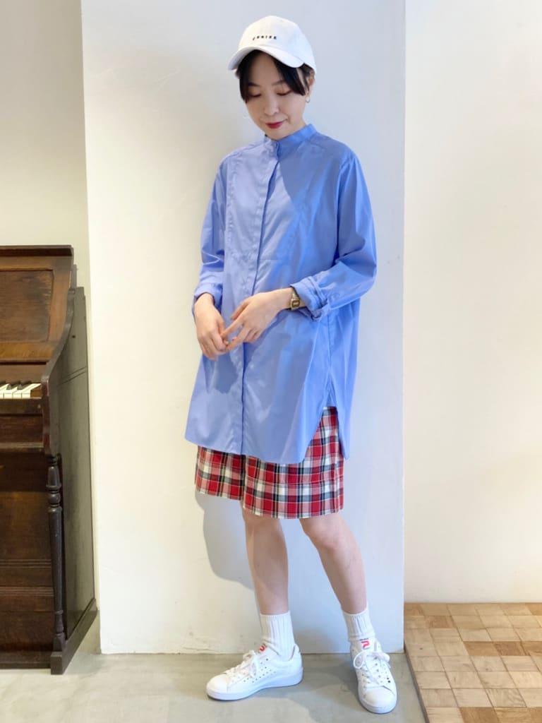Dot and Stripes CHILD WOMAN 名古屋栄路面 身長:161cm 2021.09.04