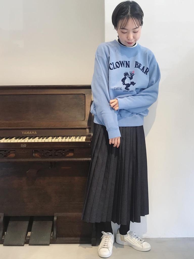 Dot and Stripes CHILD WOMAN 名古屋栄路面 身長:160cm 2020.12.15
