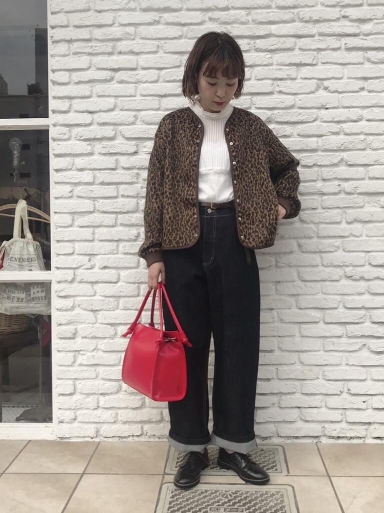 Dot and Stripes CHILD WOMAN 名古屋栄路面 身長:160cm 2019.10.08