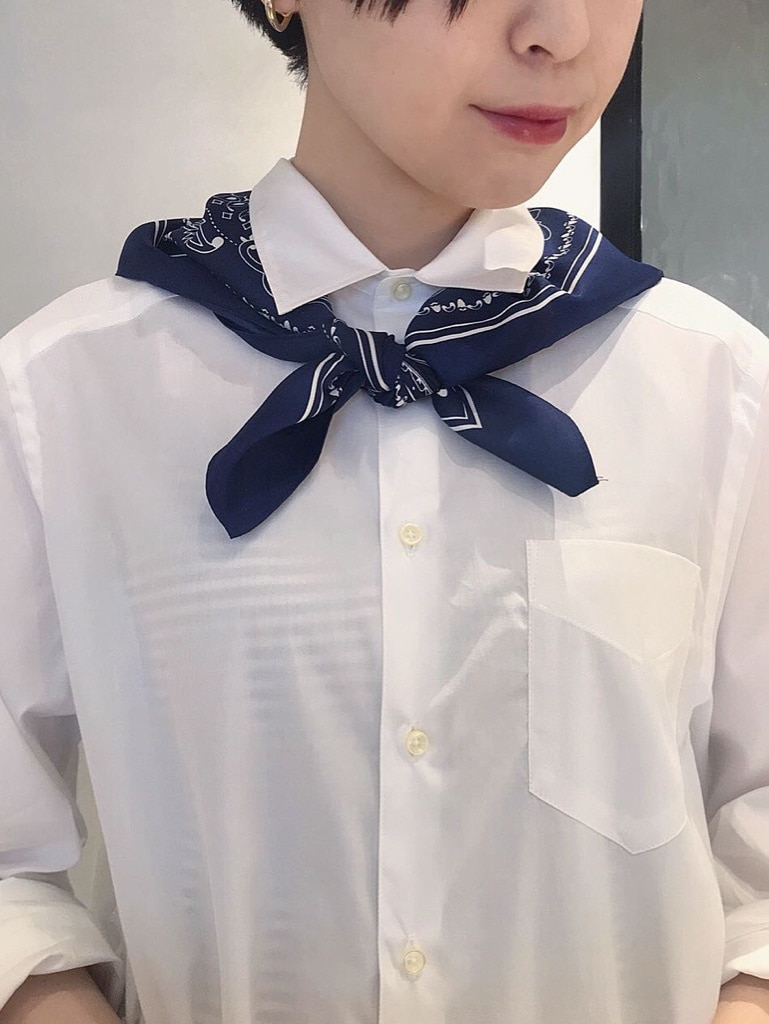Dot and Stripes CHILD WOMAN 名古屋栄路面 身長:160cm 2020.08.20