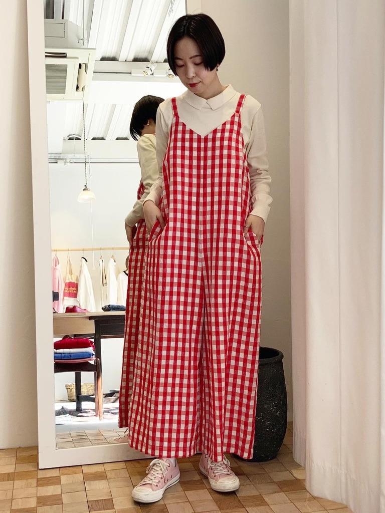 Dot and Stripes CHILD WOMAN 名古屋栄路面 身長:160cm 2021.02.20