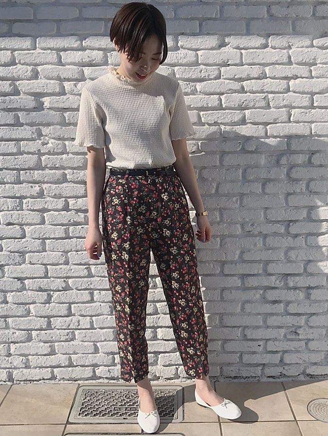 Dot and Stripes CHILD WOMAN 名古屋栄路面 身長:160cm 2020.04.25