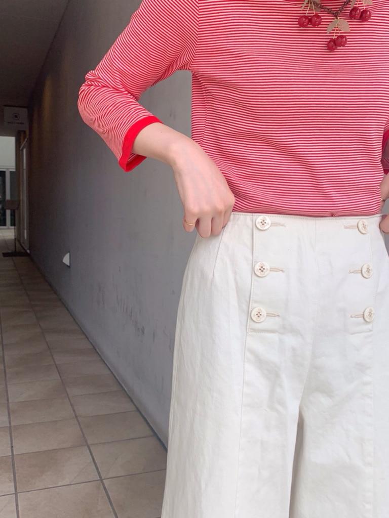 Dot and Stripes CHILD WOMAN 名古屋栄路面 身長:160cm 2020.08.13