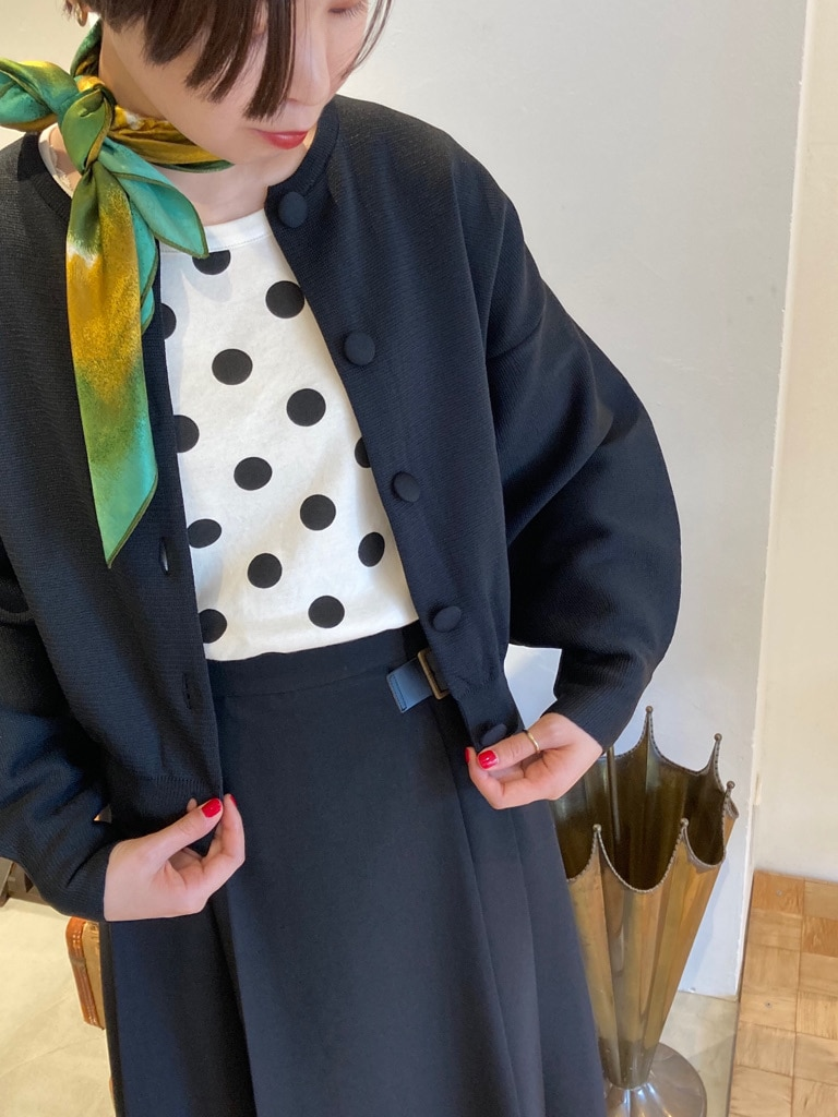 Dot and Stripes CHILD WOMAN 名古屋栄路面 身長:160cm 2020.08.30